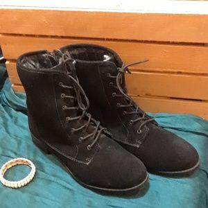 Sporto Suede Boots